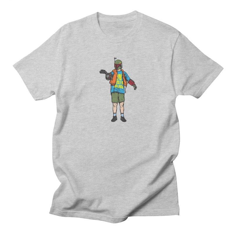 What About Boba? Women's Regular Unisex T-Shirt by Steve Dressler Illustration & Design