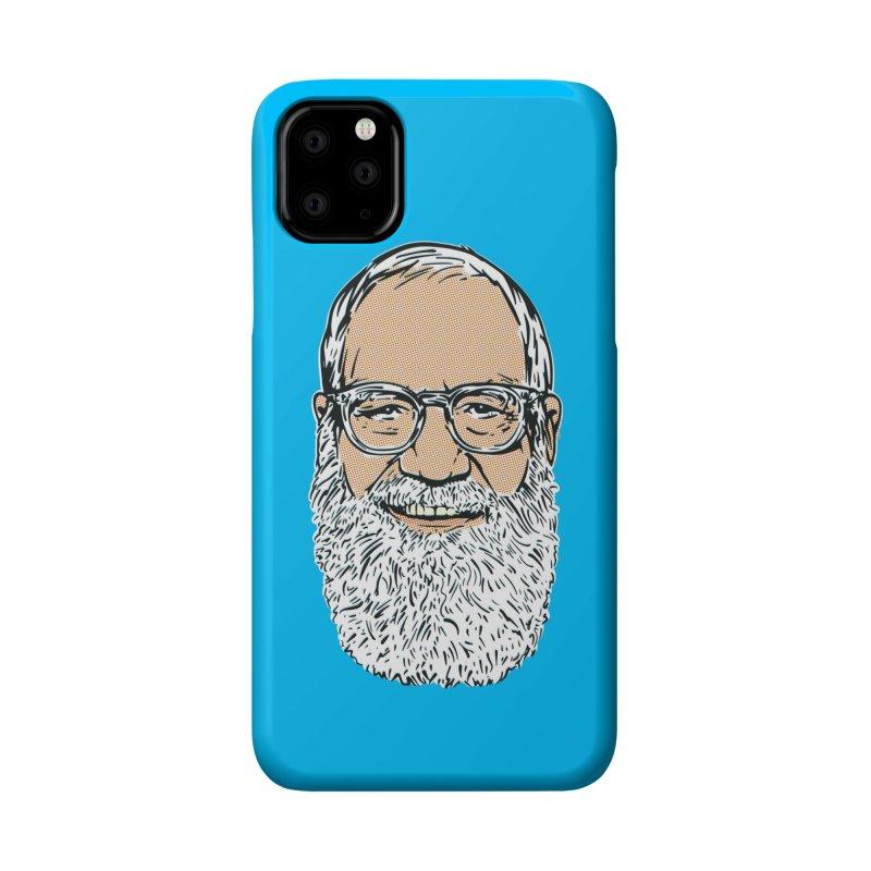 Old Dave Accessories Phone Case by Steve Dressler Illustration & Design