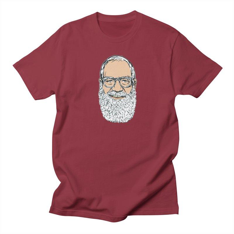 Old Dave Men's T-Shirt by Steve Dressler Illustration & Design