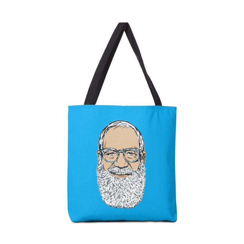 Old Dave Accessories Tote Bag Bag by Steve Dressler Illustration & Design