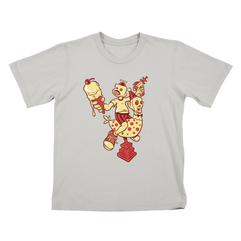 Childhood Kids T-shirt by Acid Keg Industries