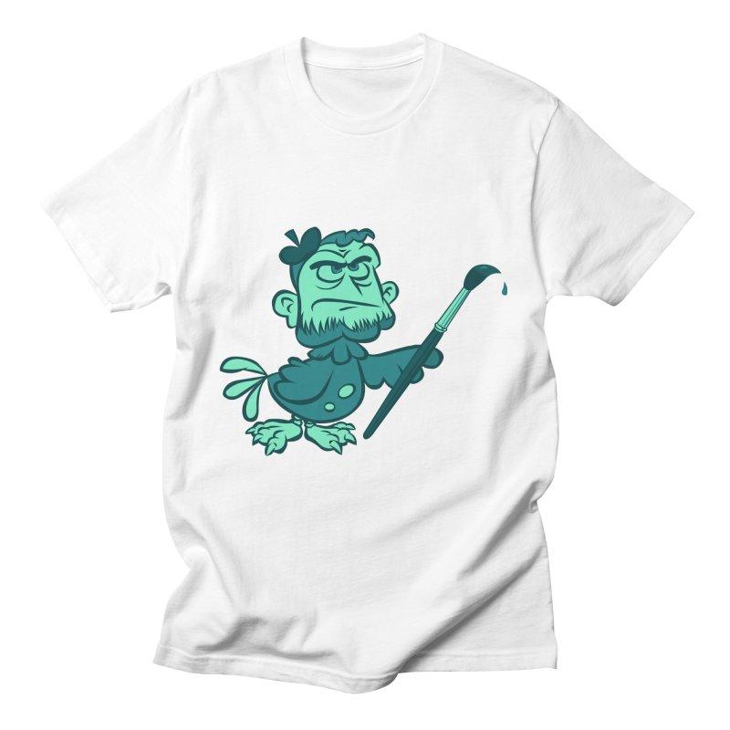 Art Men's T-Shirt by Acid Keg Industries