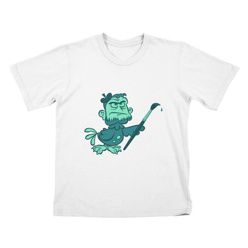 Art Kids T-Shirt by Acid Keg Industries