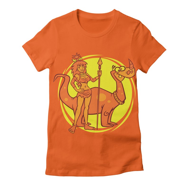 Stoner Women's Fitted T-Shirt by Acid Keg Industries