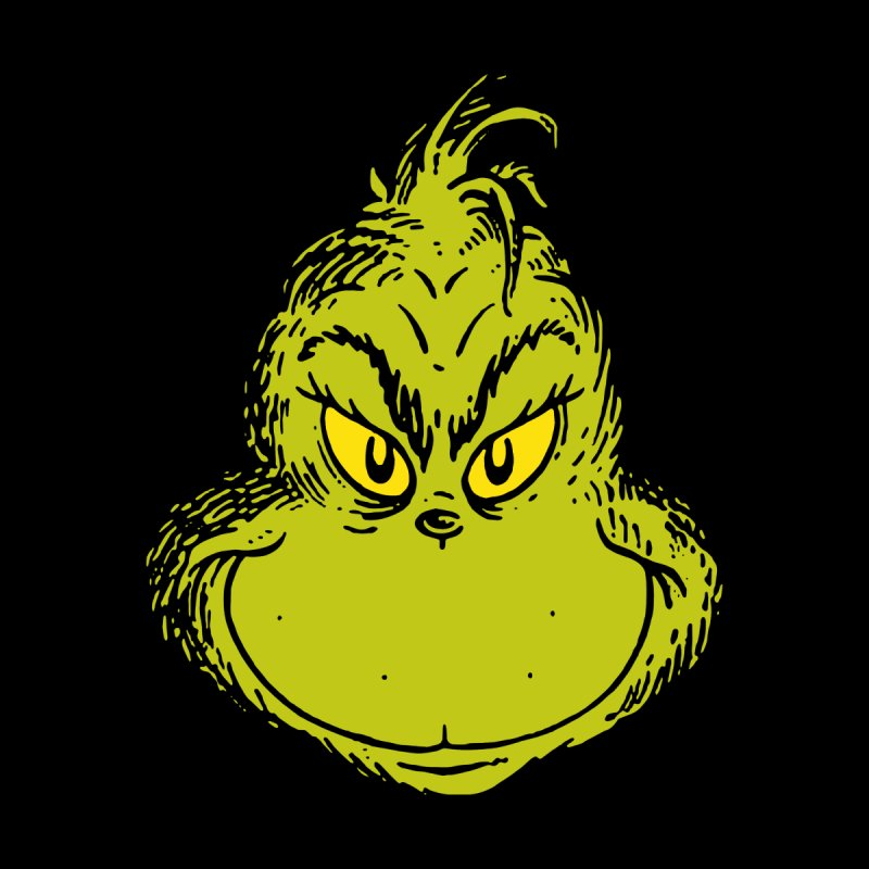 stevelewis dr-seuss-classic-grinch-face kids
