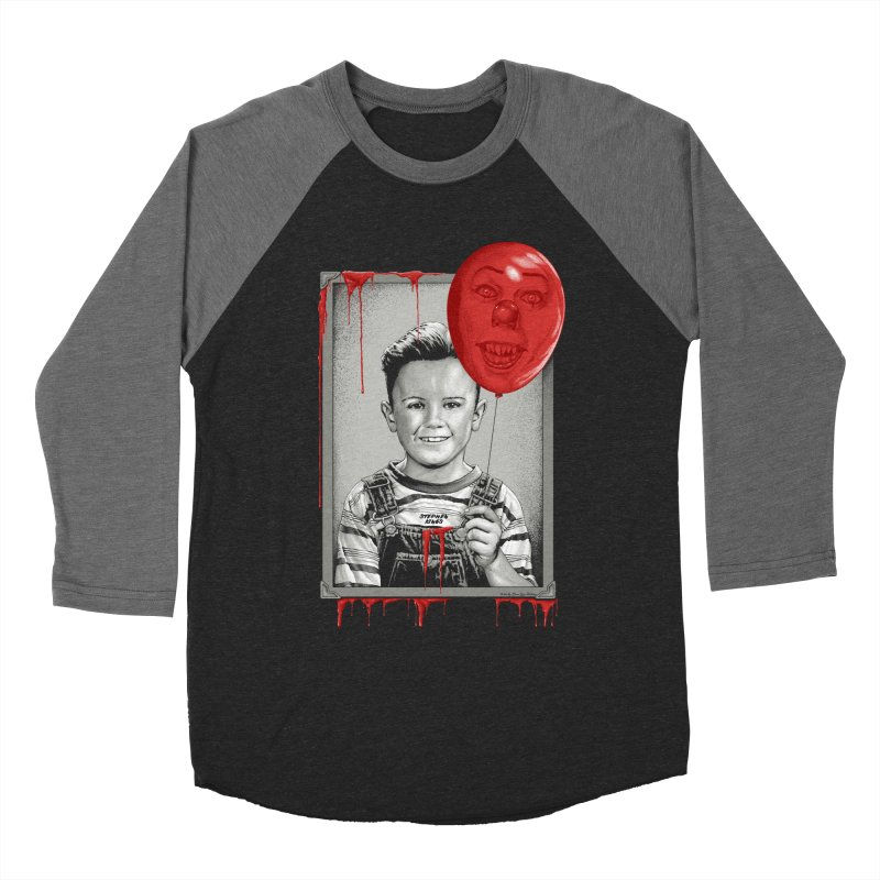 Pennywise Men's Longsleeve T-Shirt by The Art Of Steven Luros Holliday