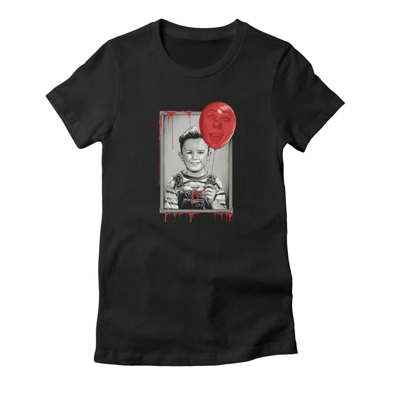 Pennywise Women's T-Shirt by The Art Of Steven Luros Holliday