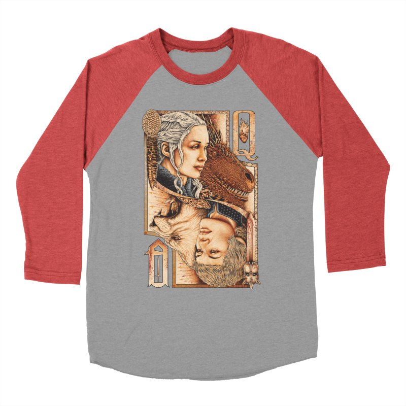 Queens In The South Men's Longsleeve T-Shirt by The Art Of Steven Luros Holliday