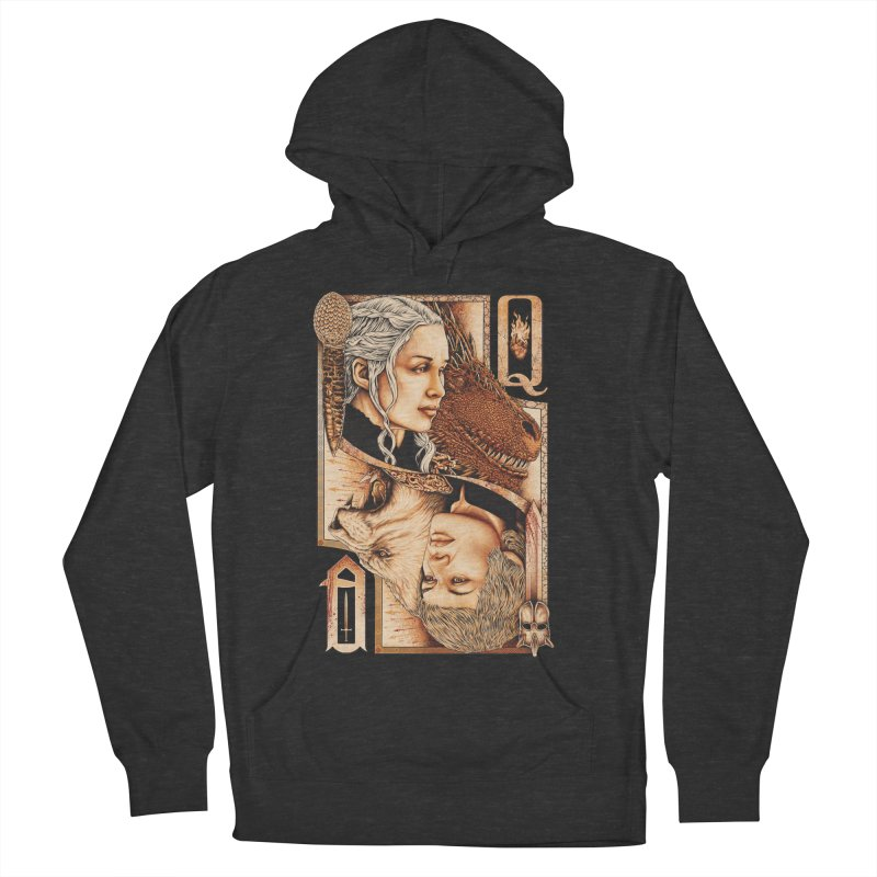Queens In The South Women's Pullover Hoody by The Art Of Steven Luros Holliday