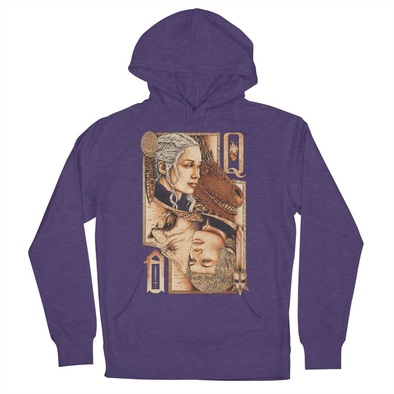 Queens In The South Men's Pullover Hoody by The Art Of Steven Luros Holliday