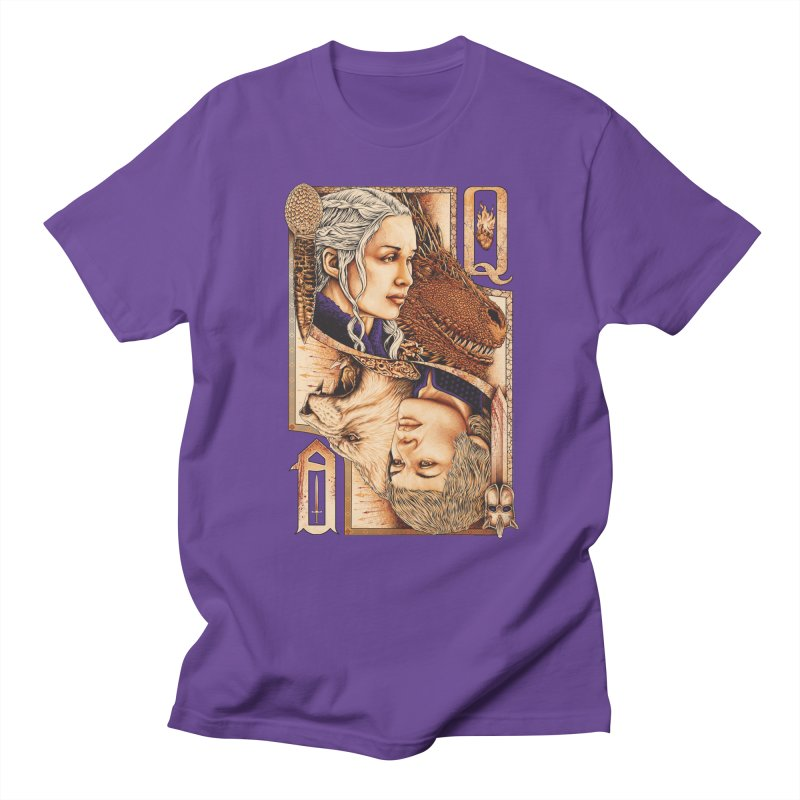 Queens In The South Women's Regular Unisex T-Shirt by The Art Of Steven Luros Holliday