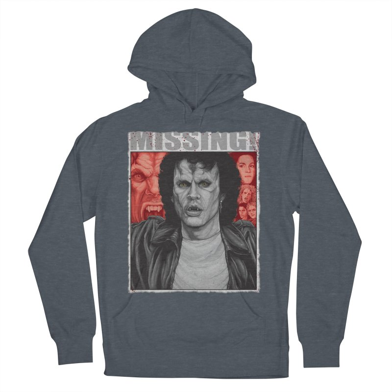 Blood Sucking Brady Bunch Men's Pullover Hoody by The Art Of Steven Luros Holliday