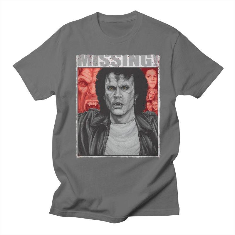 Blood Sucking Brady Bunch Men's T-shirt by The Art Of Steven Luros Holliday