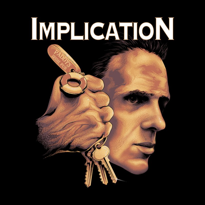 Implication Men's Longsleeve T-Shirt by The Art Of Steven Luros Holliday
