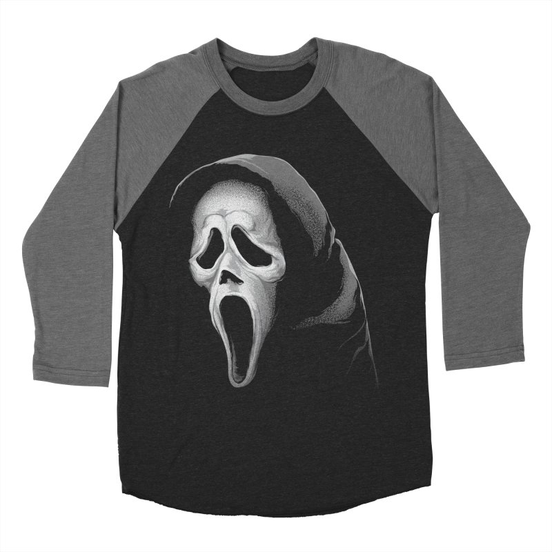 What's Your Favorite Scary Movie Men's Longsleeve T-Shirt by The Art Of Steven Luros Holliday