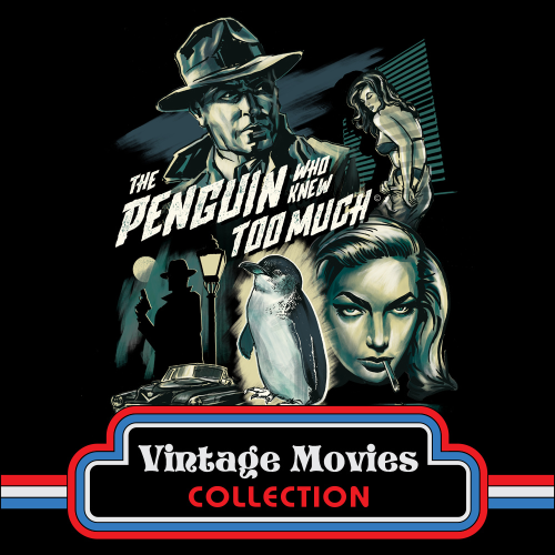 Vintage-Movie-Collection