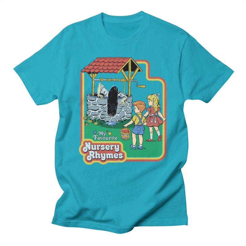 My Favourite Nursery Rhymes Women's Regular Unisex T-Shirt by Steven Rhodes