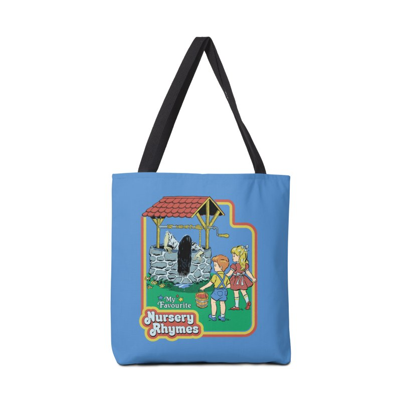 My Favourite Nursery Rhymes Accessories Tote Bag Bag by Steven Rhodes
