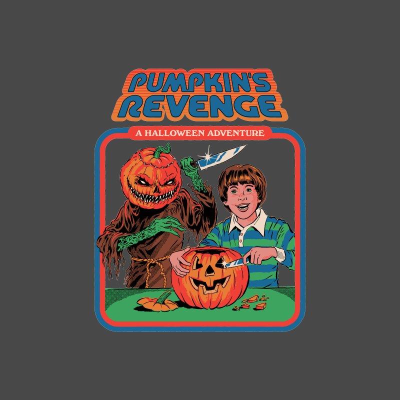 Pumpkin's Revenge Men's T-Shirt by Steven Rhodes