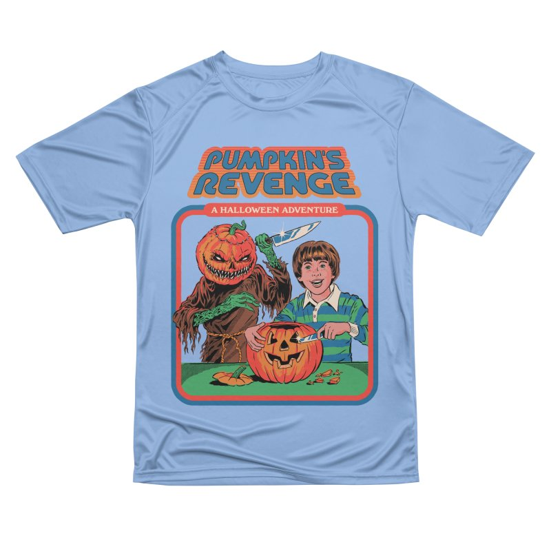Pumpkin's Revenge Men's Performance T-Shirt by Steven Rhodes