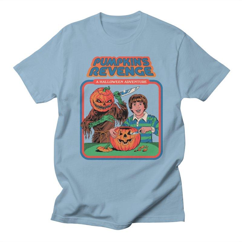 Pumpkin's Revenge Women's Regular Unisex T-Shirt by Steven Rhodes