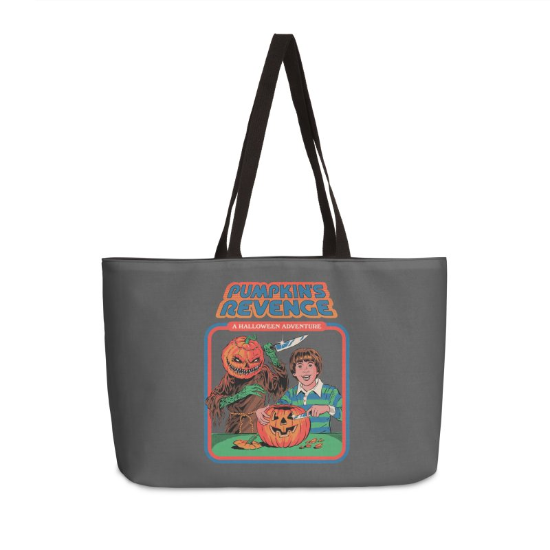 Pumpkin's Revenge Accessories Weekender Bag Bag by Steven Rhodes