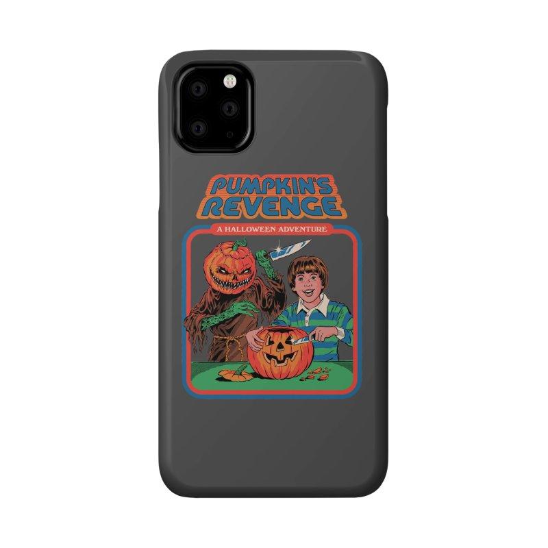 Pumpkin's Revenge Accessories Phone Case by Steven Rhodes