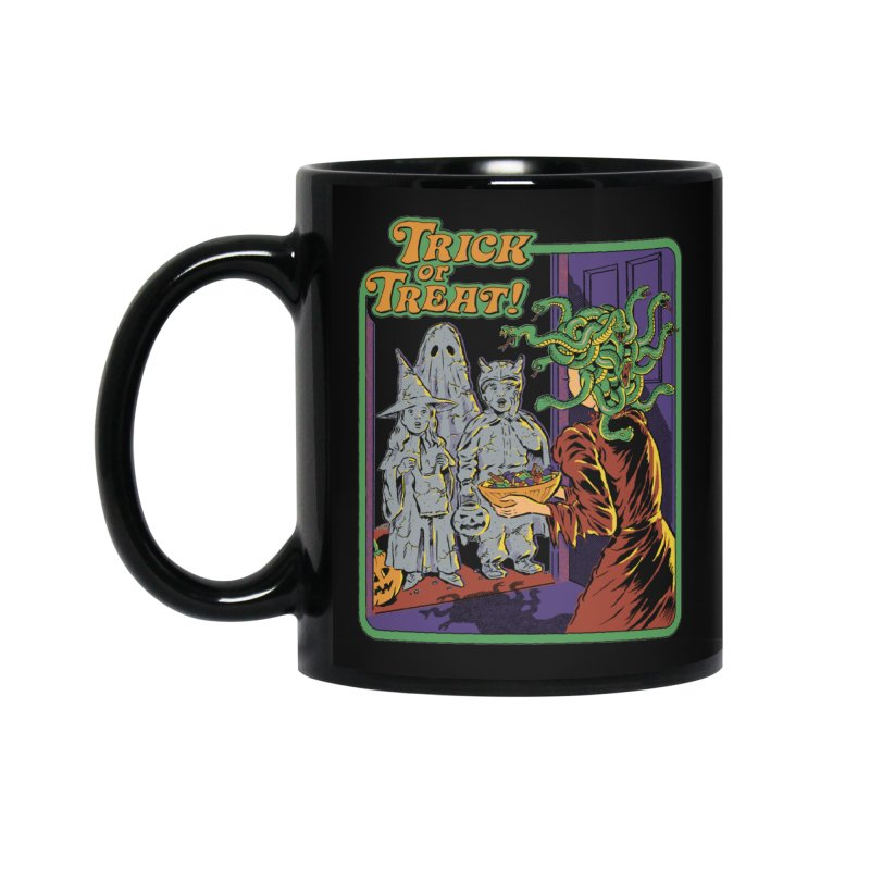 Trick or Treat Accessories Standard Mug by Steven Rhodes