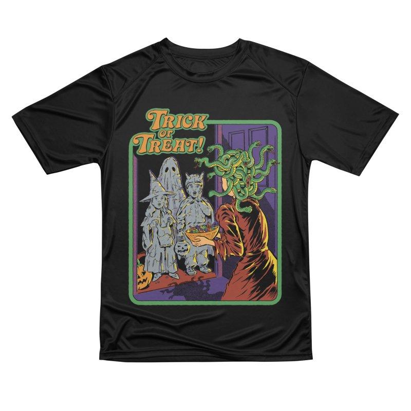 Trick or Treat Women's Performance Unisex T-Shirt by Steven Rhodes