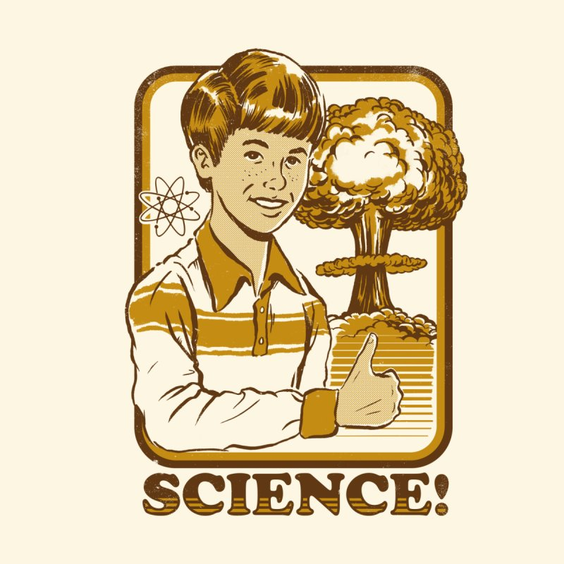 SCIENCE!   by Steven Rhodes
