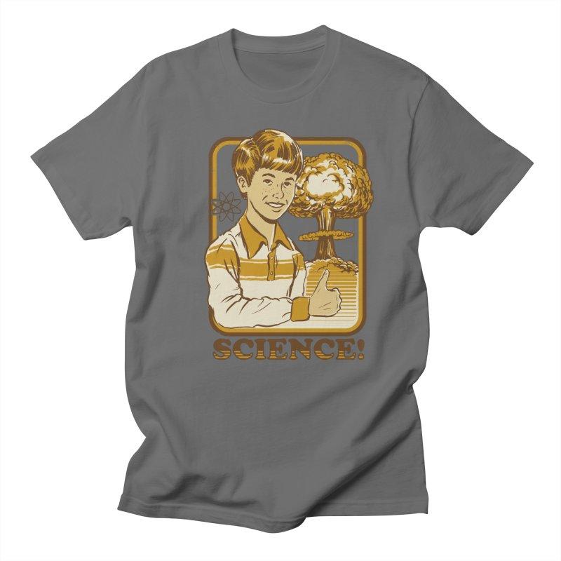 95f754de4 SCIENCE! Men's T-Shirt by Steven Rhodes