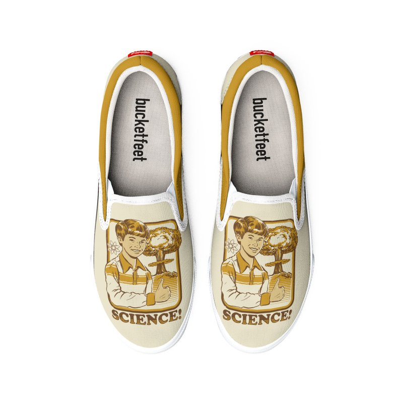 SCIENCE! Men's Shoes by Steven Rhodes
