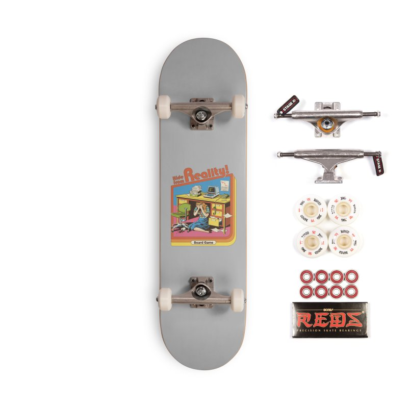 Hide From Reality Accessories Complete - Pro Skateboard by Steven Rhodes