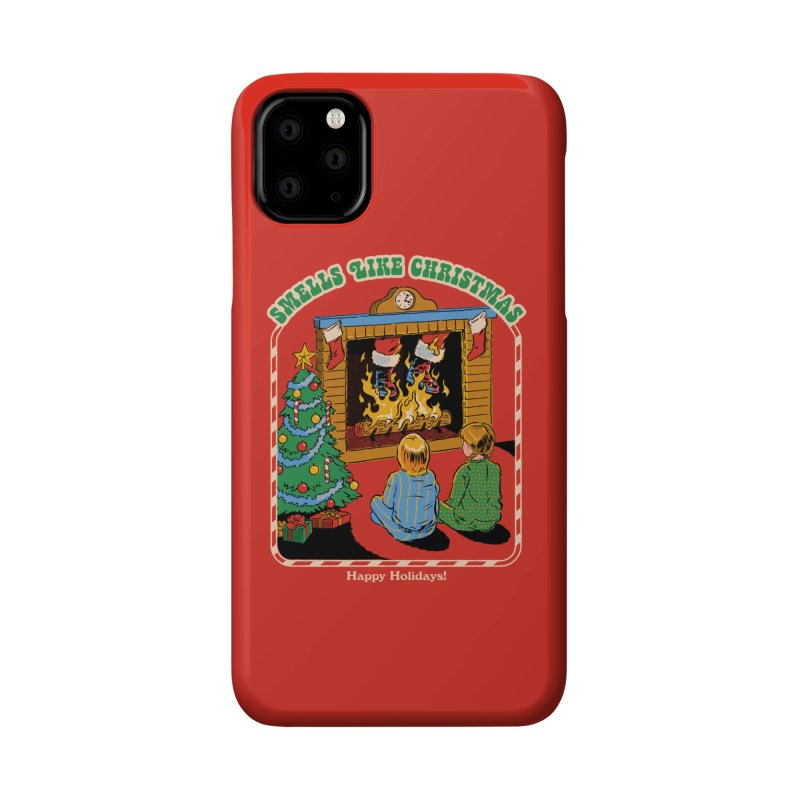 Smells Like Christmas Accessories Phone Case by Steven Rhodes