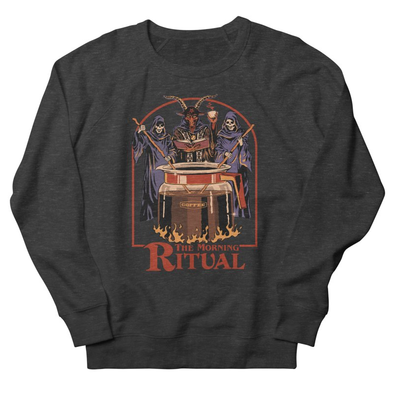 The Morning Ritual Women's French Terry Sweatshirt by Steven Rhodes