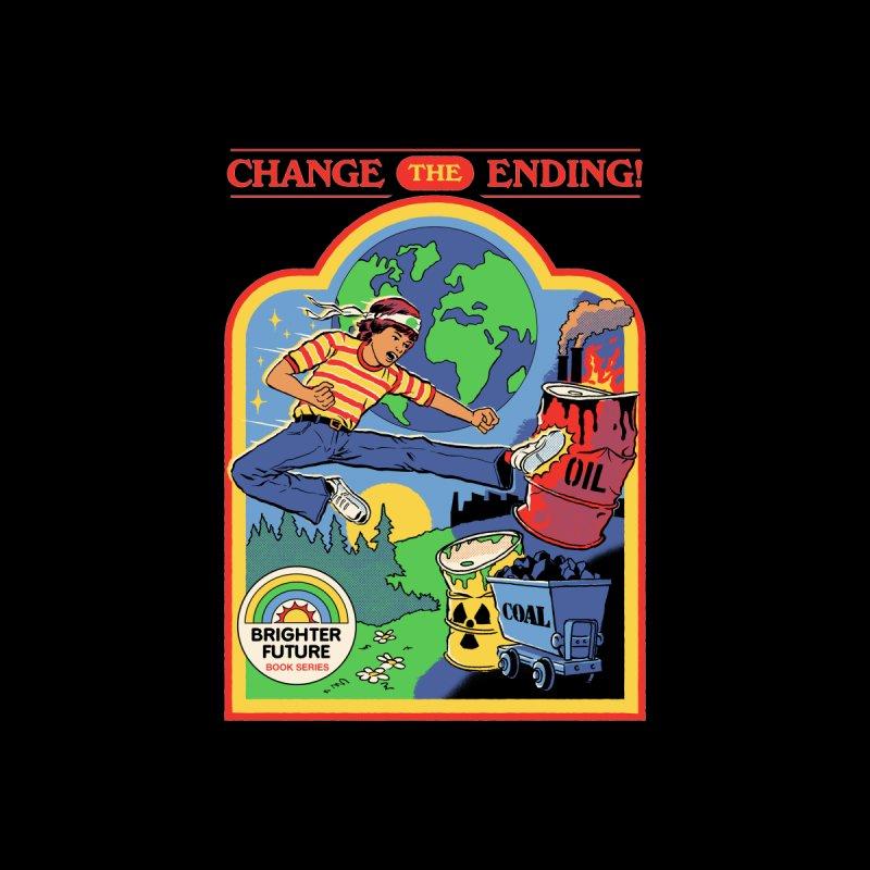 Change the Ending! (Aust. Bushfire Donation) Men's T-Shirt by Steven Rhodes