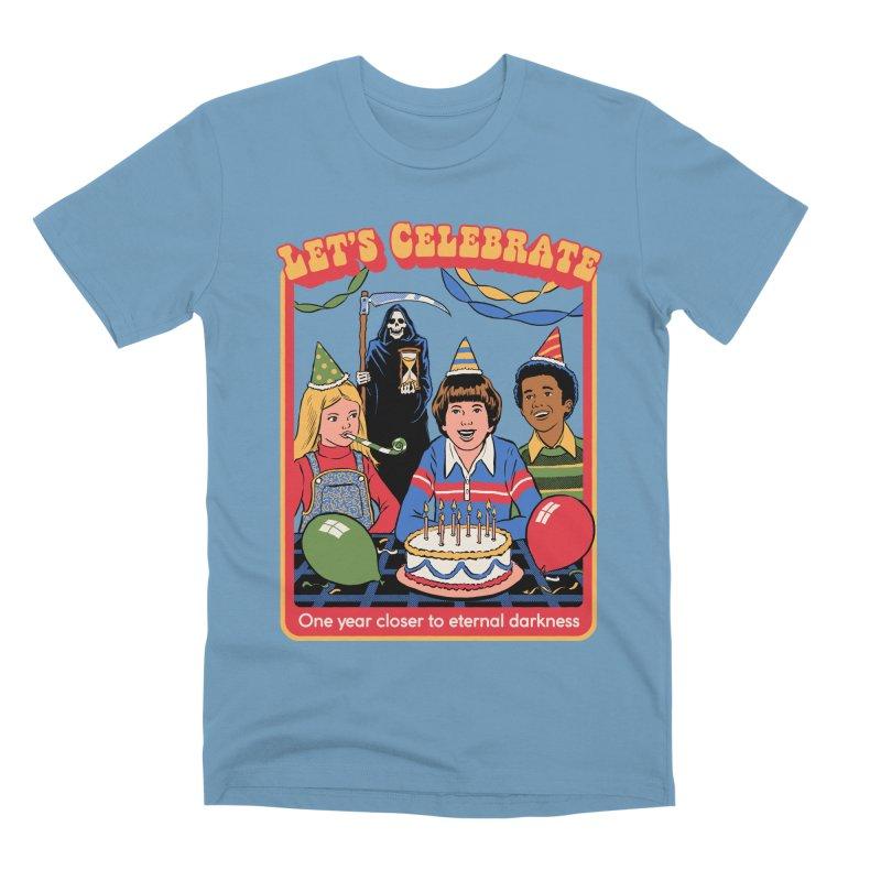One Year Closer Men's Premium T-Shirt by Steven Rhodes