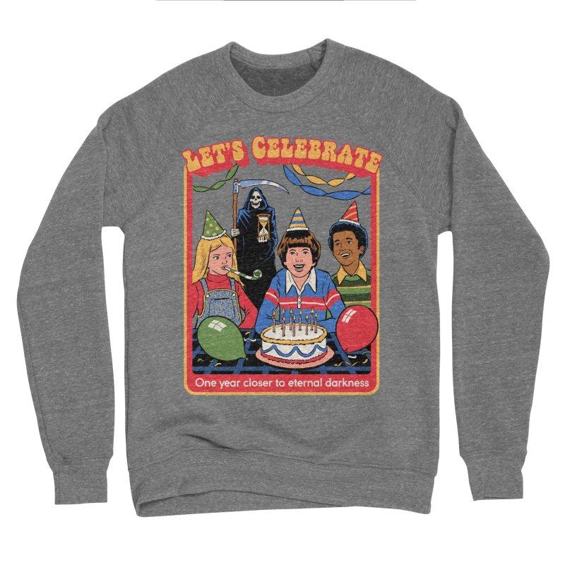 One Year Closer Women's Sponge Fleece Sweatshirt by Steven Rhodes