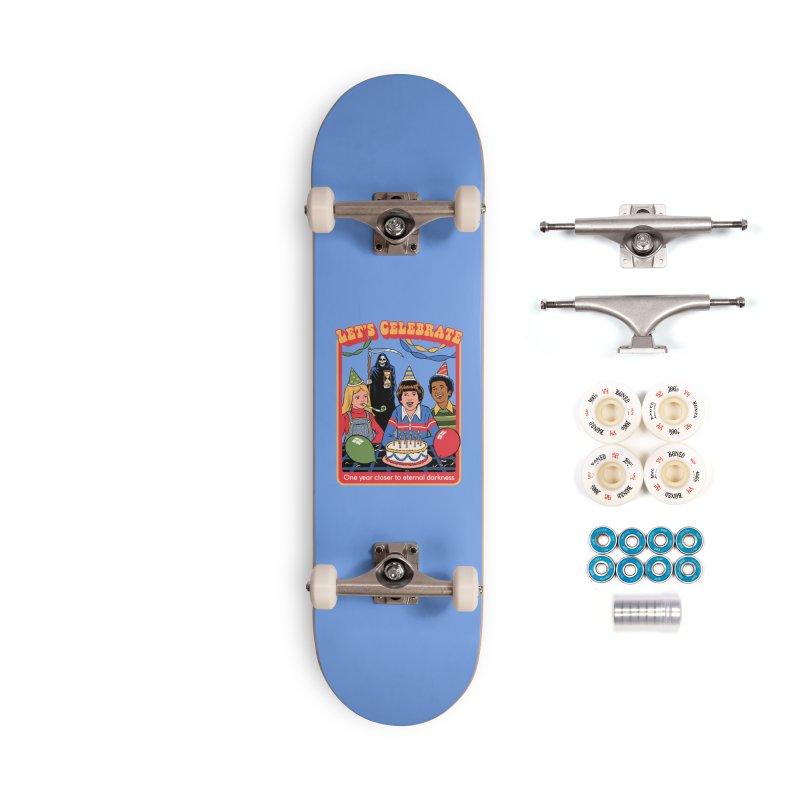 One Year Closer Accessories Complete - Premium Skateboard by Steven Rhodes