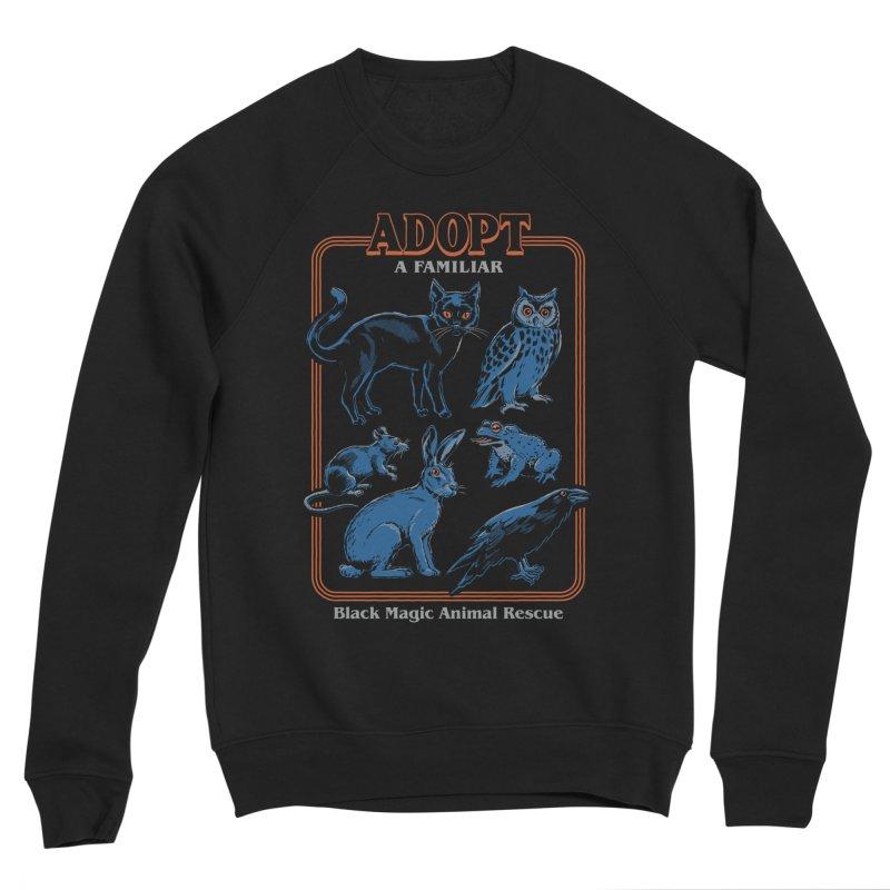 Adopt a Familiar Women's Sweatshirt by Steven Rhodes