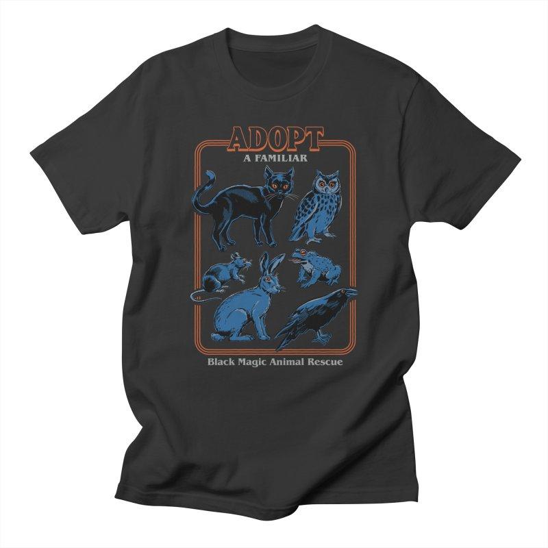 Adopt a Familiar Men's T-Shirt by Steven Rhodes