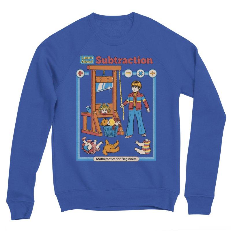 Learn About Subtraction Women's Sweatshirt by Steven Rhodes