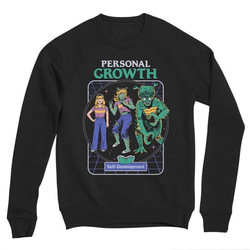 Personal Growth Women's Sweatshirt by Steven Rhodes