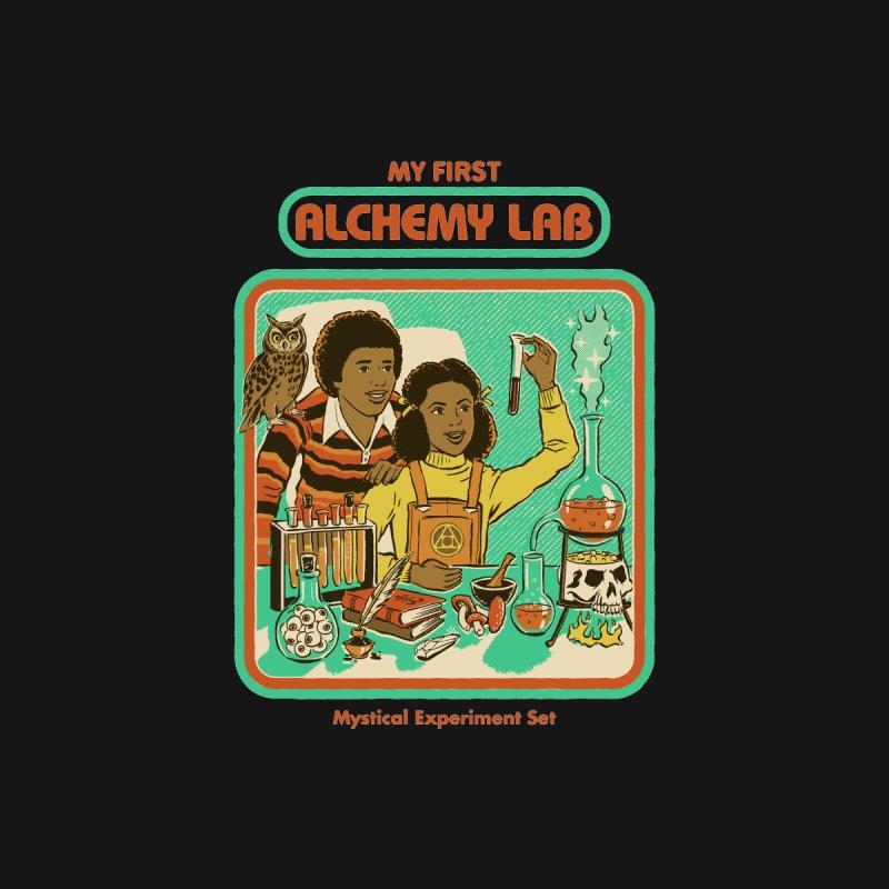 My First Alchemy Lab Men's T-Shirt by Steven Rhodes