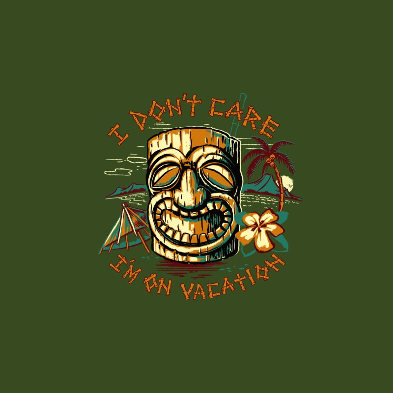 I Don't Care Men's T-Shirt by Steven Rhodes