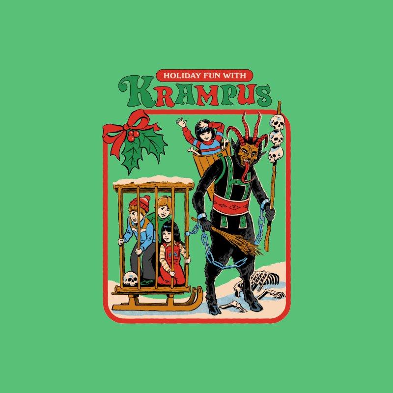 Fun With Krampus Men's Tank by Steven Rhodes