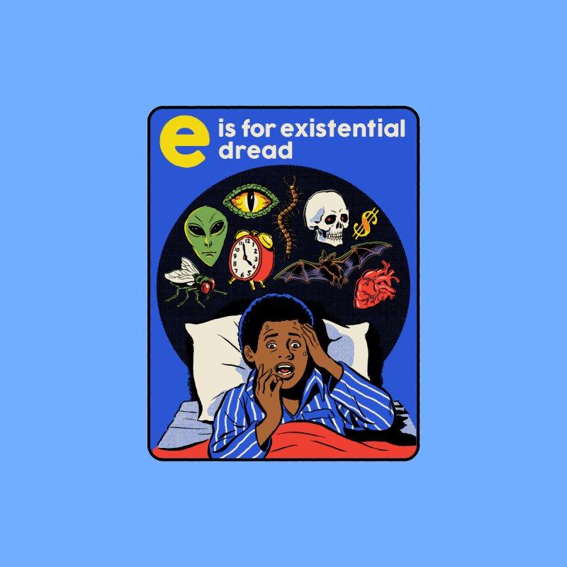Existential Dread Men's T-Shirt by Steven Rhodes