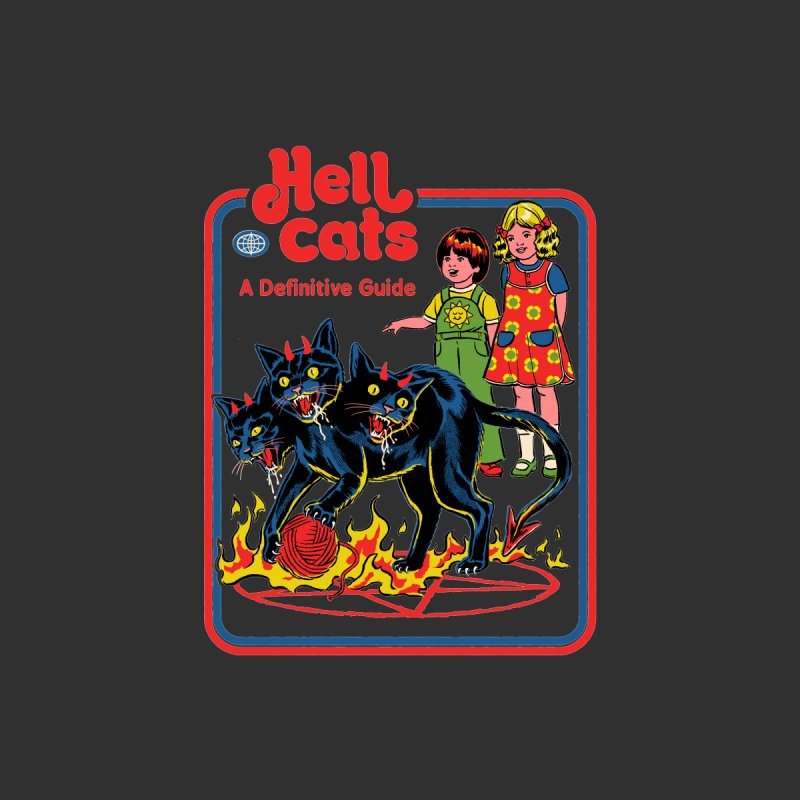 Hell Cats Men's Tank by Steven Rhodes