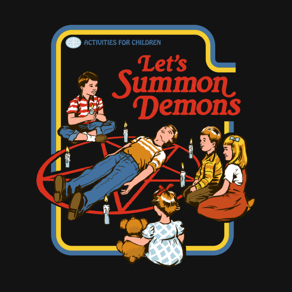 Design for Let's Summon Demons
