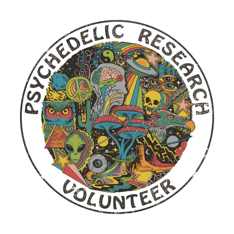 Psychedelic Research Volunteer   by Steven Rhodes